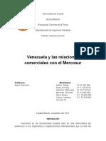 Trabajo.venezuela en El Mercosur