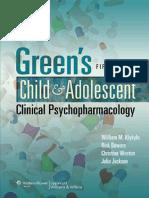 Green - Psicofarmacología