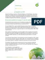 Resumen Ejecutivo SR 2015