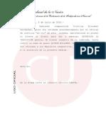Resoluciones del juez Bonadio que disponen la inhibición de bienes y el congelamiento de activos de Cristina Kirchner