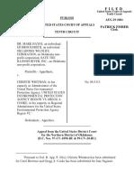Hayes v. EPA, 264 F.3d 1017, 10th Cir. (2001)