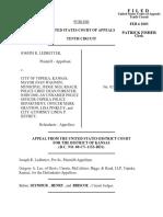Ledbetter v. City of Topeka, KS, 318 F.3d 1183, 10th Cir. (2003)