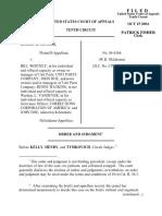 Ziegler v. Whitney, 10th Cir. (2004)