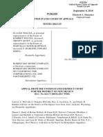 Wilcox v. Homestake Mining Co., 619 F.3d 1165, 10th Cir. (2010)