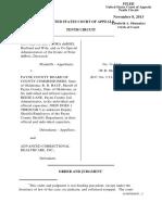 duBois v. Payne County Bd County Comm'rs, 10th Cir. (2013)