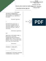Cftc v. Lee, 10th Cir. (2011)