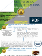 Estructura de La Corte Penal Internacional