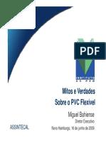 mitos e verdades pvc flexivel