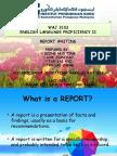 1. Report Writing