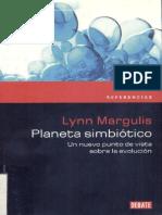 [Biología] Margulis, lynn - Planeta simbiótico.pdf