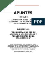 Antología Administra una red LAN.docx