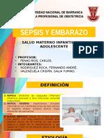 Sepsis en Obstetricia Clave Amarilla PERÚ