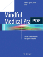 Mindful Medical Practice - Clinical Narratives and Therapeutic Insights
