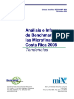 2008 Costa Rica Microfinance Analysis and Benchmarking Report_0