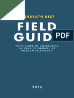 Sabbath Rest Field Guide