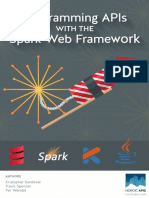 Using Spark Java to Program Apis