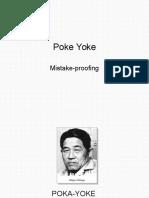 Poke Yoke