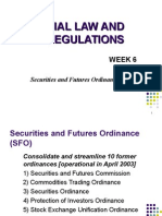 Securities and Futures Ordinance (SFO)