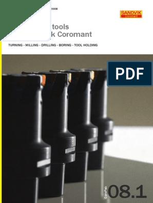 Sandvik Coromant Metal Cutting Technical Guide Pdf