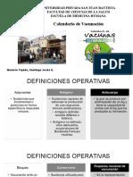 Peru Calendario de Vacunacion Navarro Tejada Santiago