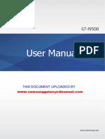 138079688 Samsung Galaxy S4 User Manual (1)