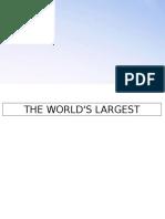 Los Rascacielos Más Grandes Del Mundo