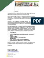 Carta de Presentacion_Arq. Gragar S.a.C