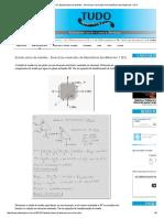 Tudo Engenharia Civil_ Estado Plano de Tensões - Exercícios Resolvidos de Resistência Dos Materiais 1 (R1)