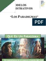 Los Paradigmas
