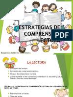 Estrategias de Comprension Lectora - XIMENA