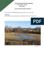 hope restoration project report final draft
