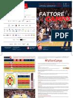 FattoreCampo Unieuro 2016/17