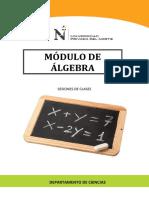Parte 2- Algebra