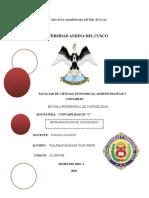 Reorganización de Sociedades - Fusión y Escicion.