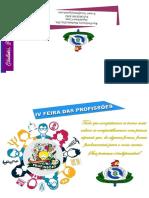 Modelo de Convite de Sarau Literário
