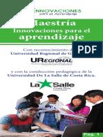Innovaciones Para El Aprendizaje Info General