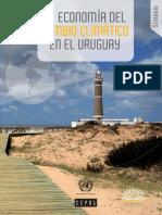 la economia del cambio climatico en Uy