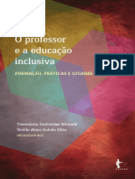 o Professor e a Educacao Inclusiva