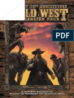W20 - Wyld West Expansion Pack