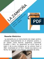 La Zampoña