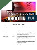 Corey Jones Timeline of Events (Final)