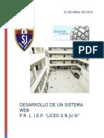 Proyecto Final == Sistema Web para Colegio (1)