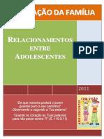 Relacionamentos Entre Adolescentes
