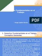 Clase DDFF Curso Legislación Laboral