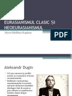 Eurasianismul Clasic Și Neoeurasianismul