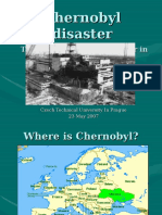 Disaster in Chernobyl