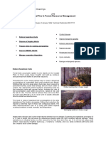 Reasons For Prescribed Fire In Forest Resource Management.docx