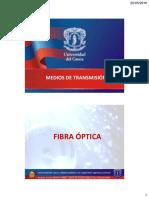 MEDIOSTX Clases Fibra Optica