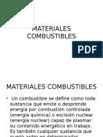 Materiales Combustibles Preliminar