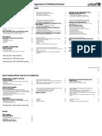 Integrated Management of Childhood Illness3